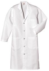 Unisex Cornerstone Full Length Lab Coat